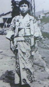 Sadako Sasaki 1943-1955