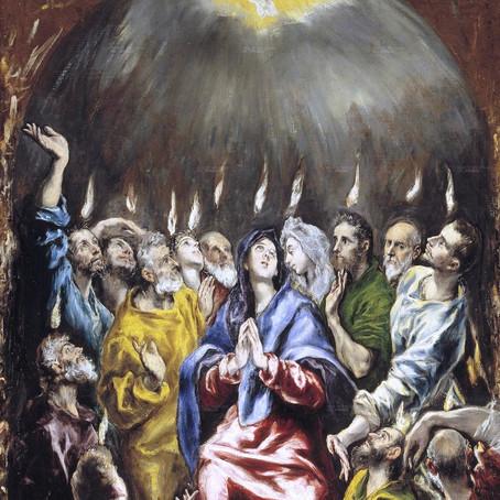 Pentecost - Church at Home