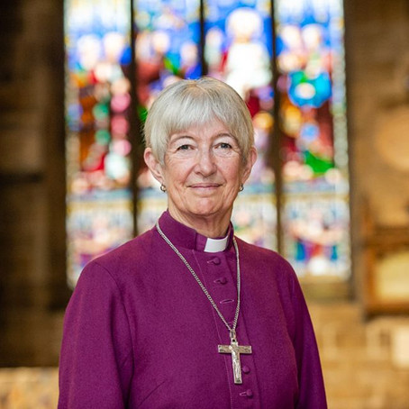 VE Day Commemoration from Bishop Christine