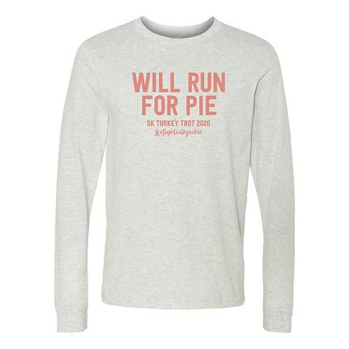 Will run for pie LS