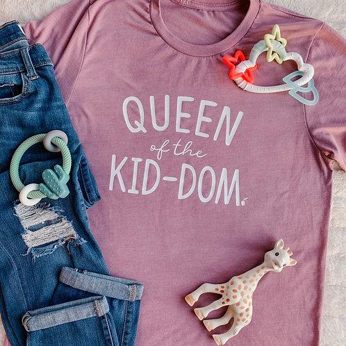 Queen of the Kid-Dom