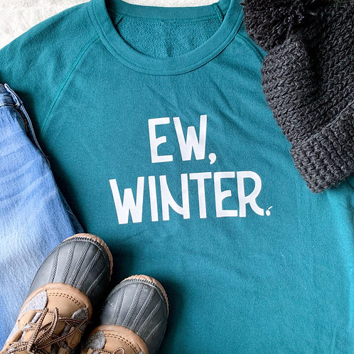Ew, Winter