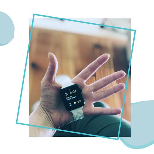Smartwatch strap