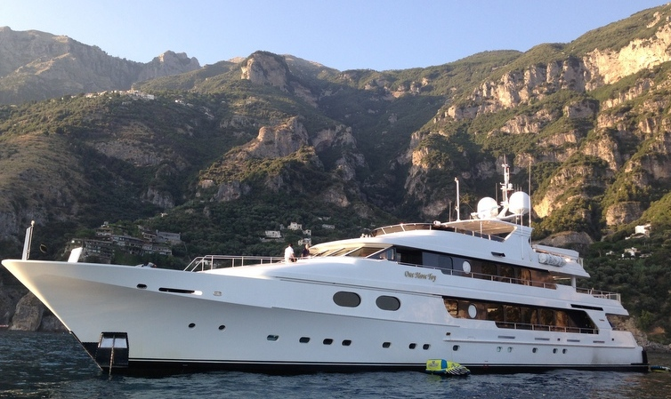 M/Y ONE MORE TOY