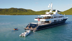 M/Y UNDRIDLED