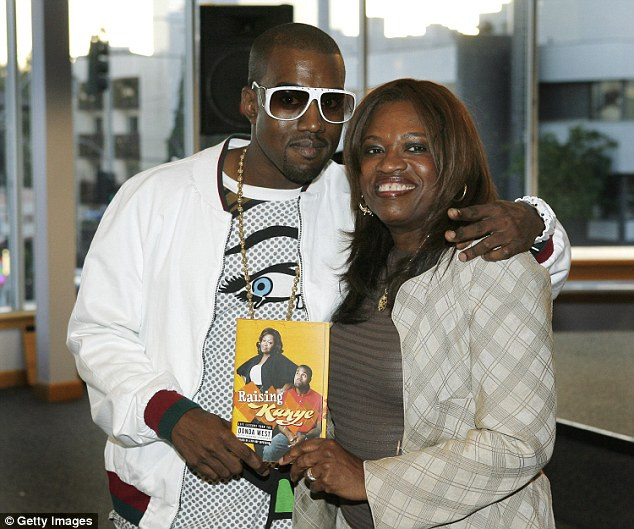 In hospital: Kanye West's hospitalization last week was the result of a 'nervous breakdown', triggered by the anniversary of the death of his mother according to a new report. Photo Credit: Getty Images. Source: Dailymail.co.uk