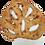 Thumbnail: Spicy Chorizo & Extra Mature Cheddar Cheese Fougasse (360g)