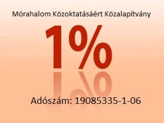 Mórahalom Közoktatásáért Közalapítvány