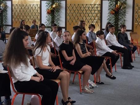 Tanévzáró ünnepélyek osztályonként