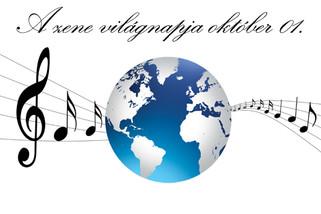 Zenei világnap