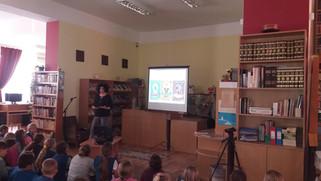 Író- olvasó találkozó Bosnyák Viktóriával