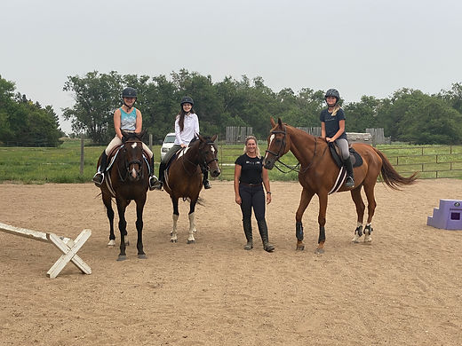 Gill Carly Sarah Maddy Lessons.JPG