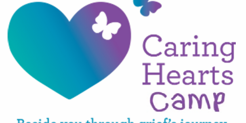 Caring Hearts Youth Grief Camp