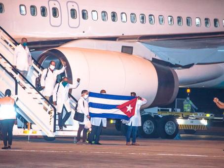 Obrigado Cuba