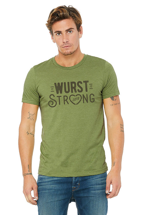 WURST STRONG SHORT SLEEVE TEE