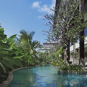 Sawangan Junior Suite with Pool Access