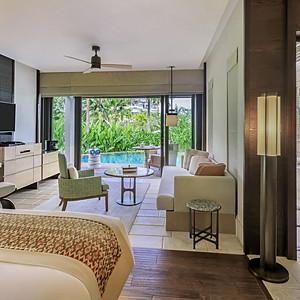 The Pavillion Villa Pool Access (One Bedroom)