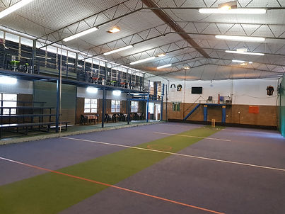 Indoor sport Sasolburg Springbok arena