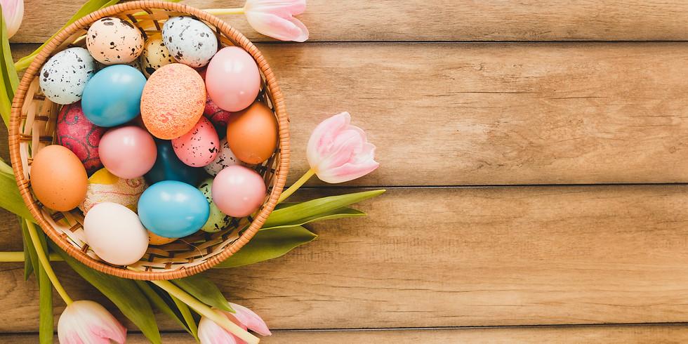 Osterbrunch am Ostersonntag - ein Fest für die ganze Familie