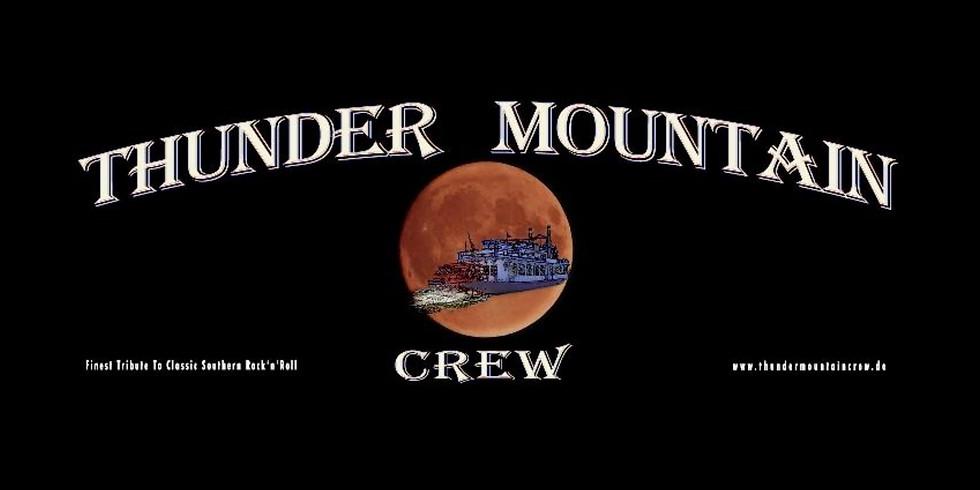 """Thunder Mountain Crew und Freunde """"Jane's Alien"""" im Feldberger"""