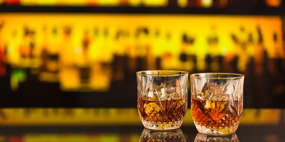 Whisky-Tasting & 5-Gang-Menü