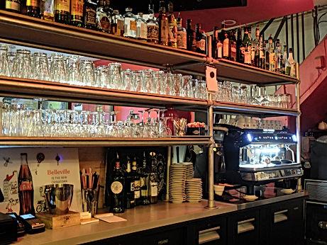 Le Relais de Belleville Bar 5