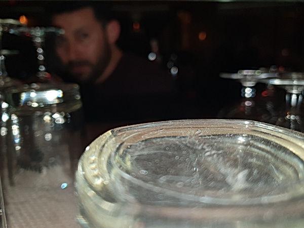 Le relais de belleville verres
