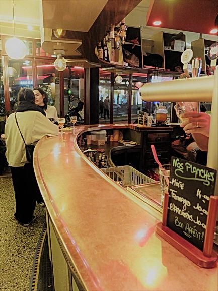 Le Relais de Belleville Bar 4