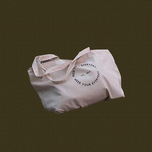 Classic MEER Logo Shop Bag