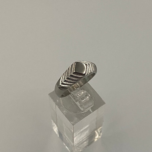 The Fearless Ring / Silver