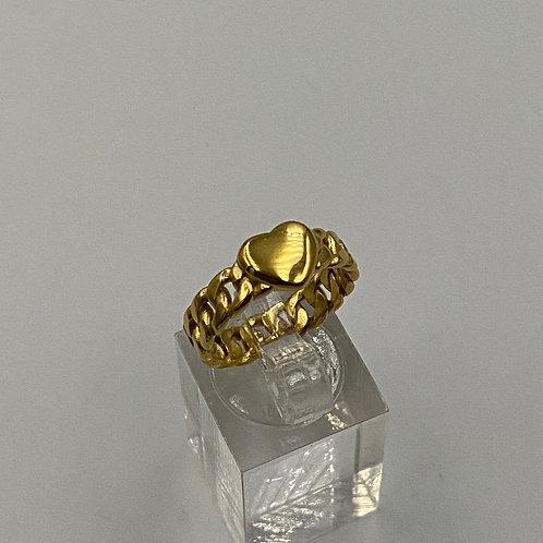 Signature Love Ring