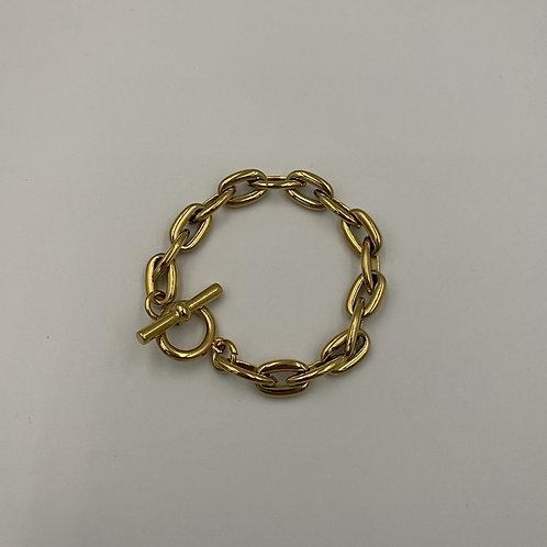 Golden Days Chunky Bracelet
