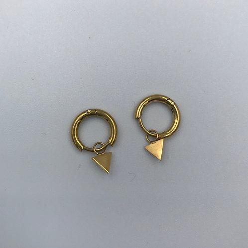 Taylor Charm Earrings