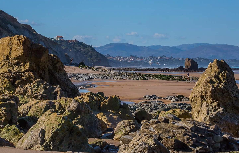 Plage Pays Basque Biarritz