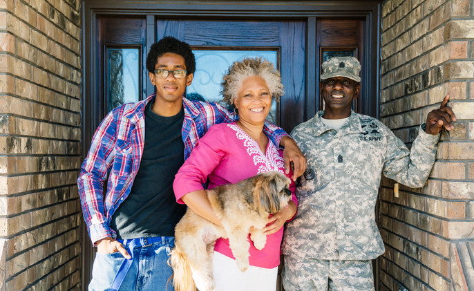 Veteran's are always part of our family