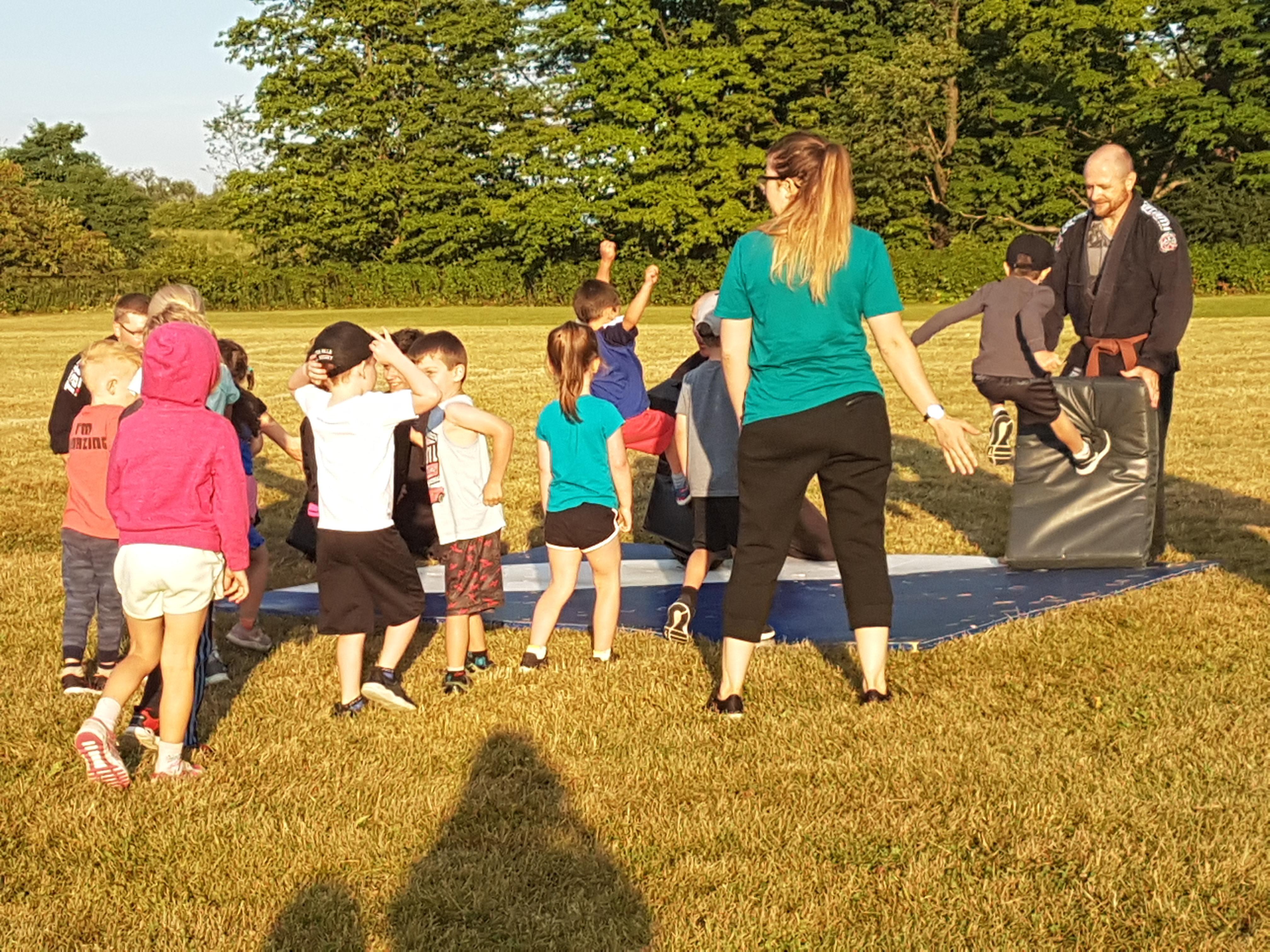 Kids Fun Fitness