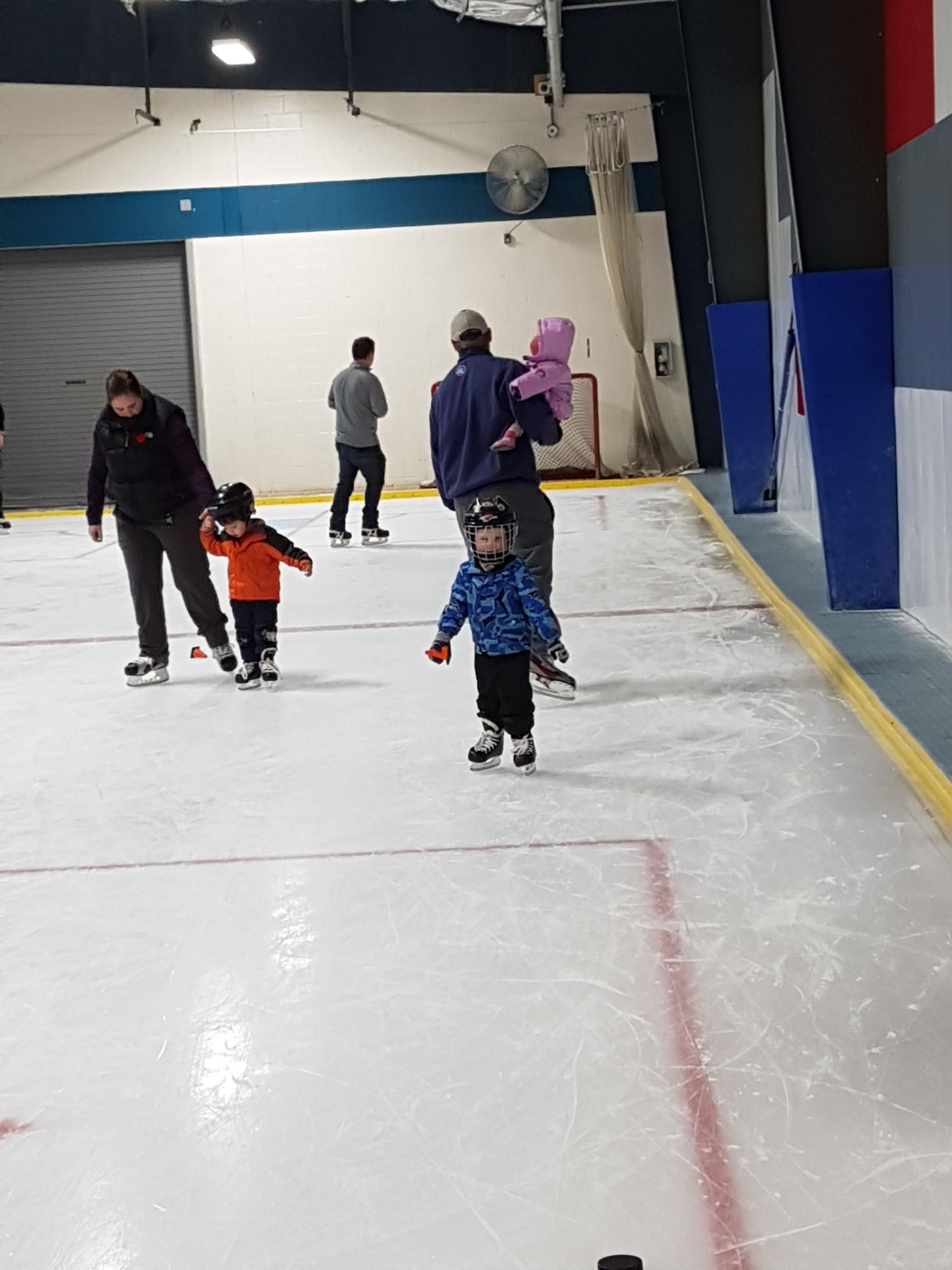 Kids Fun Skating - Ages 3-5