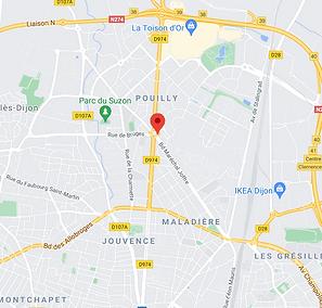 Dijon test permis