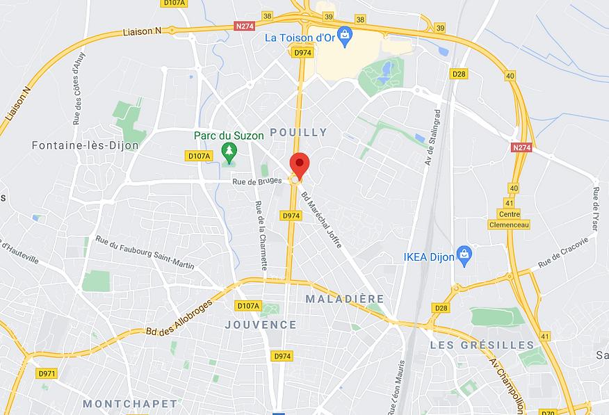 Dijon test psychotechnique du permis de conduire