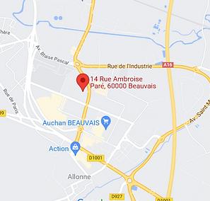 test permis psy Beauvais