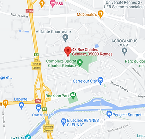 Rennes reaction permis test psycotechnique du permis de conduire