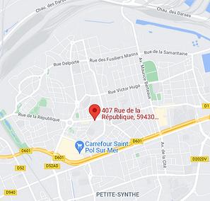 Dunkerque test psychotechnique du permis de conduire
