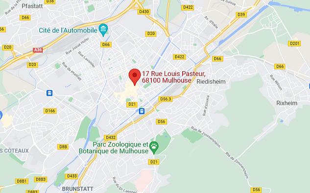 Mulhouse test psychotechnique du permis de conduire