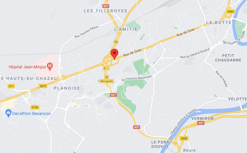Besançon test psychotechnique du permis de conduire