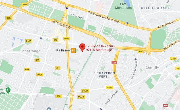 Montrouge test psychotechnique du permis de conduire