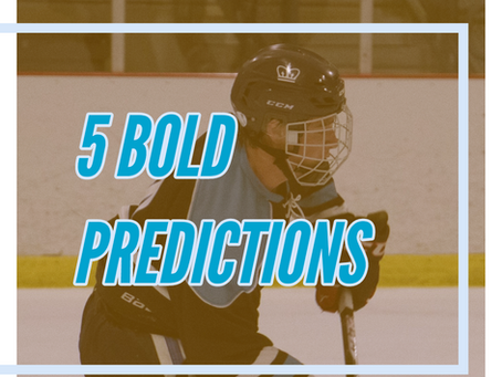 5 Bold Predictions for Next Season