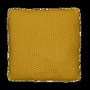 Coussin moutarde tricoté.png