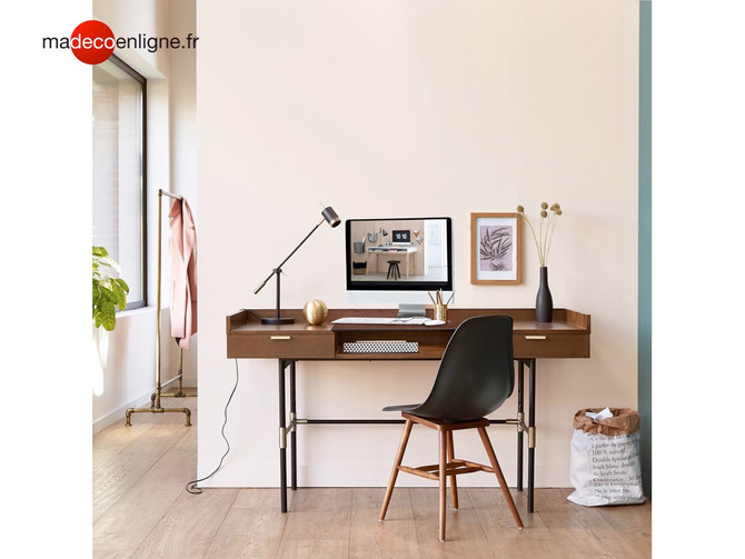 """11 bureaux élégants pour travailler """"in style"""""""