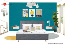 Appartement sur plan: une nouvelle chambre à imaginer en région parisienne