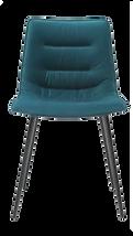 Chaise bleu pétrole.png